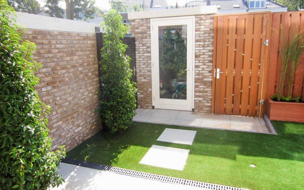 Moderne tuin 9