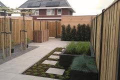 Moderne tuin 1