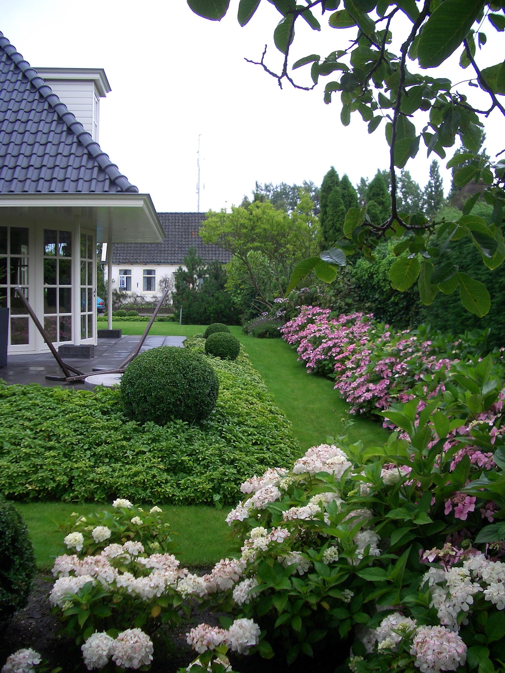 Tuintrends bij den boef tuinen den boef tuinen for Huis in de tuin